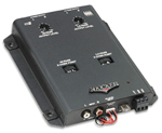 """Kicker 03KX2 Brand New  The Kicker 03KX3 is a 2-way electronic crossover in which you can adjust the high and low-pass crossovers from 40 to 300 Hz (18 dB per octave) to maximize the performance of your separate components"