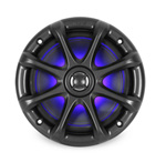 Kicker 11km6lc Marine And Boat Led Speakers With 20mm Tweeters