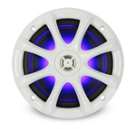 Kicker 11km6lw Marine And Boat Led Speakers With Dome Tweeters