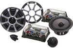 Kicker 09rs602 2-way Convertible Component Speaker System