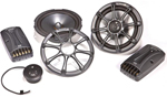 Kicker 11ks652 2-way Component Speaker System W/ Grilles
