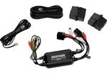 Kicker 10zxmrlc Dual-zone Marine Remote Level Control