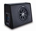 Kicker 11pecvr12 Ported Powered Subwoofer With 400-watt Amplifier