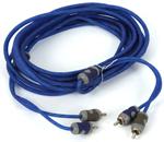 Kicker Ki25 2-channel Rca Audio Interconnect Cable