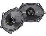 Kicker 40cs684 2-way Coaxial Speakers