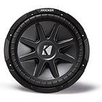 """Kicker CompVX 10CVX15-2 Brand New Includes One Year Warranty, The Kicker CompVX 10CVX15-2 is a 15"""" dual 2 Ohm subwoofer for maximum versatility and great sound in sealed or ported applications"