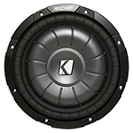 """""""Kicker CompVT 10CVT10-4 Brand New Includes One Year Warranty, The CompVT 10CVT10-4 has spring loaded terminals that makes quick and easy installation with secured connection"""