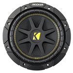 """""""Kicker Comp 10C102 Brand New  The Kicker Comp 10C10-2 is a 10"""""""" Single 2-Ohm subwoofer having durability and hard-hitting, high-performance bass adding a whole new dimension to your car's sound system"""