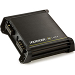 Kicker 11dx1252 125w Rms 2-channel Amplifier