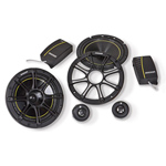 Kicker 11ds62 6.5 Inch Component Speaker System